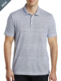Perry Ellis® Patterned Polo