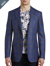 Robert Graham® Windowpane Plaid Sport Coat