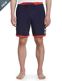 Psycho Bunny® Lightweight Terry Jam Shorts