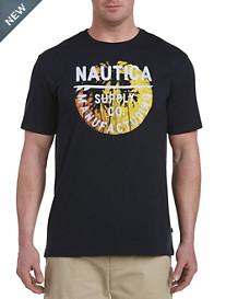 Nautica® Manufacturer's Supply Graphic Tee