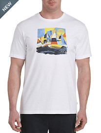 Nautica® Sailboat Graphic Tee