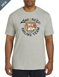 Nautica® Yacht Club Graphic Tee