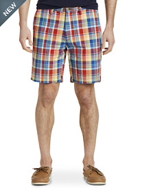 Nautica® Plaid Shorts