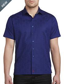 Robert Graham® Cullen Squared Sport Shirt