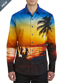 Robert Graham® Sunset Chaser Sport Shirt