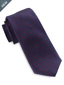 Michael Kors® Small Stitched Neat Silk Tie