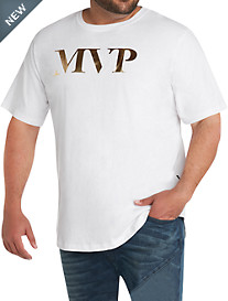 MVP Collections Gold Foil Logo Tee