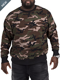 MVP Collections Camo Sweatshirt