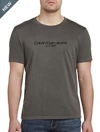 Calvin Klein Jeans® Old School Crewneck Tee
