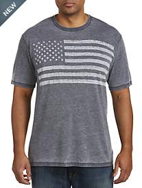 Lucky Brand® American Flag Tee