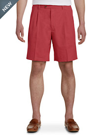 Bruno Saint Hilaire® Steve Double-Pleated Shorts