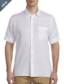 Gran Sasso Linen Sport Shirt