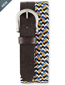 Robert Graham® Stretch Braided Belt
