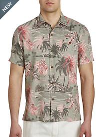 Tommy Bahama® Puerto Palmas IslandZone® Sport Shirt