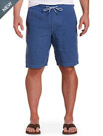 Tommy Bahama® Beach Comber Linen Pull-On Shorts