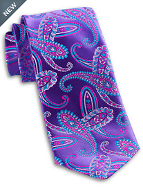 Robert Talbott Best of Class Bright Paisley Silk Tie