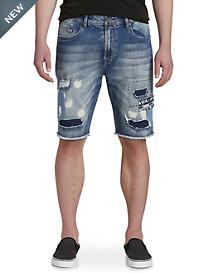 Buffalo David Bitton® Lucas Destructed Shorts