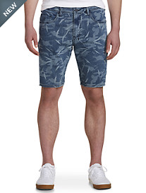 Buffalo David Bitton® Calciet Print Shorts