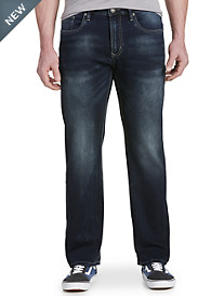 Buffalo David Bitton® Bushido Stretch Denim Jeans – Dark Wash