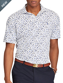 Polo Ralph Lauren® Classic Fit Floral Print Soft-Touch Polo