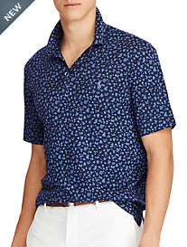 Polo Ralph Lauren® Classic Fit Soft-Touch Print Polo