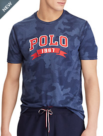 Polo Ralph Lauren® Classic Fit Polo 1967 Active T-Shirt