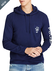 Polo Ralph Lauren® Classic Fit Hooded Graphic T-Shirt
