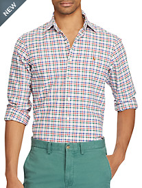 Polo Ralph Lauren® Plaid Oxford Sport Shirt