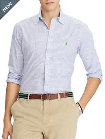 Polo Ralph Lauren® Classic Fit Gingham Poplin Sport Shirt
