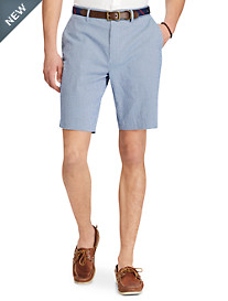 Polo Ralph Lauren® Stretch Classic Fit Gingham Seersucker Shorts