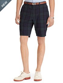 Polo Ralph Lauren® Stretch Classic Fit Tartan Plaid Shorts