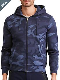 Polo Ralph Lauren® Camo Double-Knit Full-Zip Hoodie
