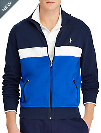 Polo Ralph Lauren® Cotton Interlock Track Jacket