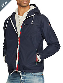Polo Ralph Lauren® Packable Nylon Hooded Jacket