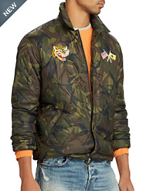 Polo Ralph Lauren® Aviator Souvenir Coach Jacket