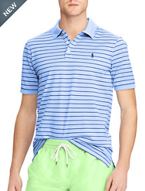 Polo Ralph Lauren® Classic Fit Stripe Stretch Mesh Polo