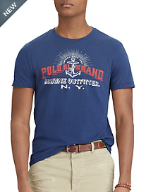 Polo Ralph Lauren® Classic Fit Graphic Tee