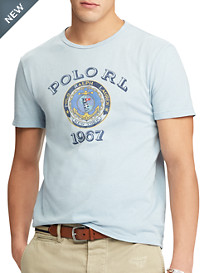 Polo Ralph Lauren® Classic Fit Graphic T-Shirt