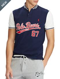 Polo Ralph Lauren® Piqué Mesh Baseball Polo
