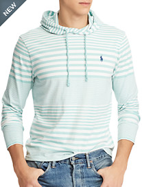 Polo Ralph Lauren® Stripe Hooded T-Shirt
