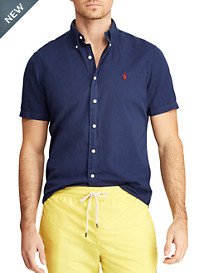 Polo Ralph Lauren® Classic Fit Garment-Dyed Twill Sport Shirt