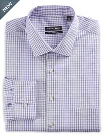 Geoffrey Beene® Grid Pattern Dress Shirt