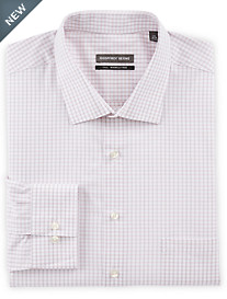 Geoffrey Beene® Medium Tattersall Dress Shirt