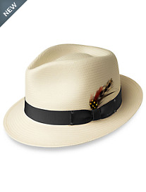 Bailey® of Hollywood Guthrie Shantung Litestraw® Fedora