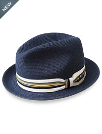 Bailey® of Hollywood Salem Straw Fedora