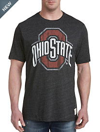 Retro Brand Ohio State Black Tee