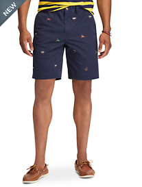 Polo Ralph Lauren® Stretch Classic Fit Bedford Embroidered Twill Shorts