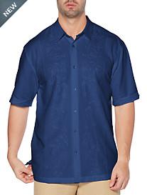 Cubavera® Panel Sport Shirt