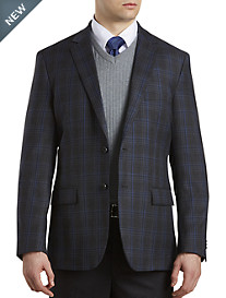 Daniel Hechter® Windowpane Wool Sport Coat