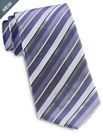 Geoffrey Beene® Bright White Stripe Tie